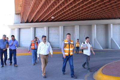 Los recursos para realizar las reparaciones que necesite este puente, se aportarán entre Federación, Gobierno del Estado y Municipio