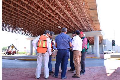 Los trabajos se realizan junto con la Secretaría de Infraestructura del gobierno del Estado, SEIN y Obras Públicas del Municipio.