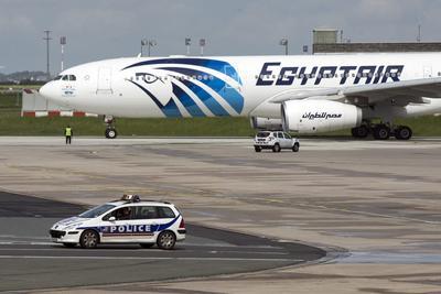 Había despegado del aeropuerto Charles de Gaulle de París en dirección a El Cairo, a donde nunca llegó.