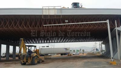 Aunque se había adelantado al respecto en inspecciones preliminares, el dictamen realizado el pasado 17 de mayo  por estructuristas y especialistas en puentes de la Dirección General de Servicios Técnicos de la SCT y de la misma dependencia en Coahuila lo confirmó.