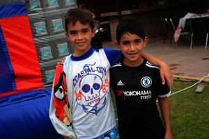 Daniel y Gonzalo
