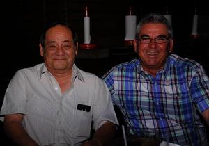 Mario y Abelardo