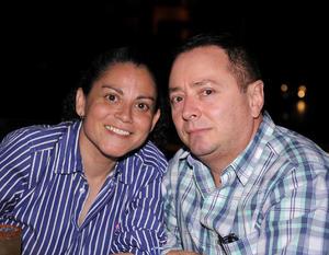 Mercedes y Horacio