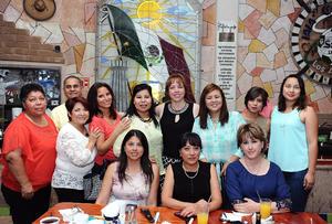 20052016 Rita Pantoja, Carmen Holguin, Hilda Medina, Gerardo Torres, Tere Díaz, Martha Silvia Argüelles, Norma Liu, Jazmín Ponce, Deisy Robles y Monse Rebolloso.