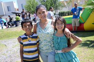07052016 Karime, Ramsés y Jorge.