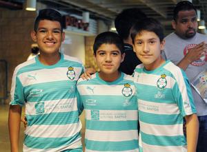 07052016 Héctor, Eduardo y Marvin.