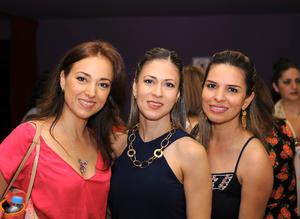 13052016 Rocío, Laura y Lily.