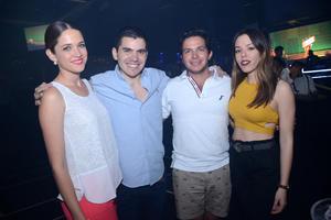 13052016 Tere, Beny, Rodrigo, Melissa.