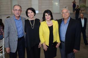 11052016 Boyardo, Georgina, Lupita y Gustavo.