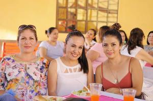 13052016 Aby, Carmen y Fabiola.