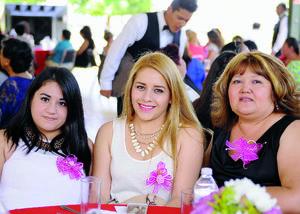 14052016 Laura, Lupita y María.
