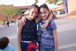 22052016 MUY LINDAS.  Mariana y Valentina.