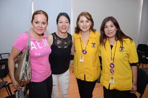 31052016 Perla, Rosario, Marilú y Vero.