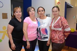 31052016 Ana María, Paty, Paty y Verónica.