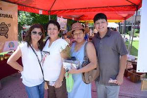 05052016 Lupis, Juanina, Carmelita y Cristina.