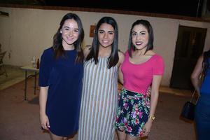 06052016 Ana Cristina, Ketsya y Laura.