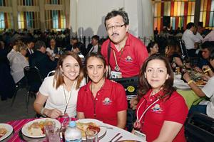 23052016 Luis, Alejandra, Edith y Yamel.