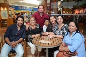 20052016 Irving, Yolanda, Iván, Alexis, Danna, Dulce y Karla.