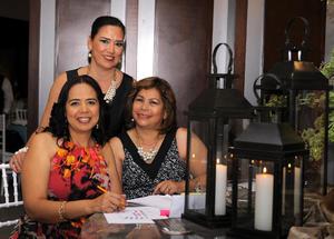 17052016 Beatriz, Dora Alicia y Chelito.