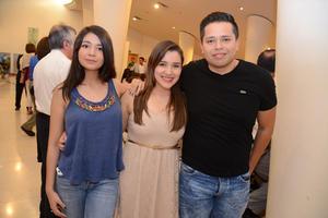 20052016 Luisa, Ana y Emilio.