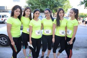 13052016 Lorena, Andrea, Karen, Arlette, Rosa y Luz.