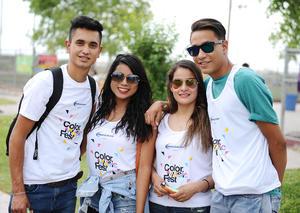 12052016 Everardo, María, Maryfer y Ángel.