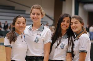 16052016 Mariana, Marcia, Fernanda y Ana Lorena.