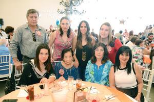 26052016 Ariel, Gilda, Gilda, Alma, Gilda, Mariel, Ana Isabel y Cristy.
