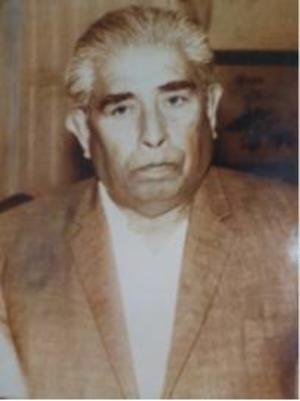 01052016 José Morales Cervantes  Chepo, quien a partir de 1927, desarrolla la industria de la nieve en Lerdo.