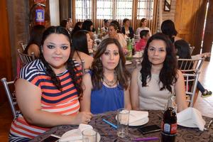 03052016 Rosario, Alicia y Jessica.
