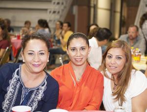 09052016 Carmen, Mayo y Ana.