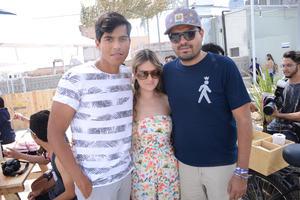 26052016 Mauricio, Cristina y Jorge.