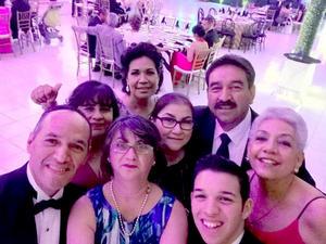 29052016 Evelia, Elvira, Tomás, Mayela y Ernestina Cerna.