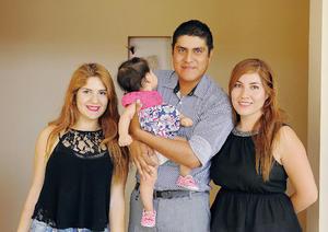 29052016 Ivonne, Fernando, María Fernanda y Claudia.