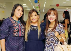 15052016 EDUCADORAS.   Fabiola, Valeria y Gaby.