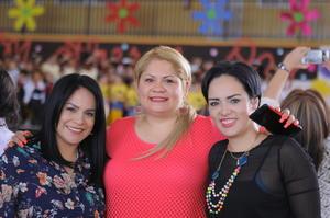10052016 Leslie, Paty, Julieta, Elba y Valentina.