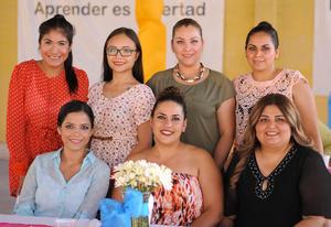 13052016 Jazmín, Magaly, Karina, Norma, Daniela, Rosy y Perla.