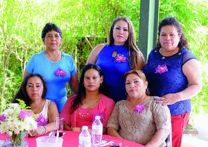 14052016 Graciela, Dora, Amparo, Verónica, Fidencia y Leticia.
