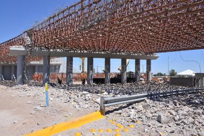 Hasta ahora se ha manejado la cifra de inversión de alrededor de 35 millones de pesos para la nueva construcción.
