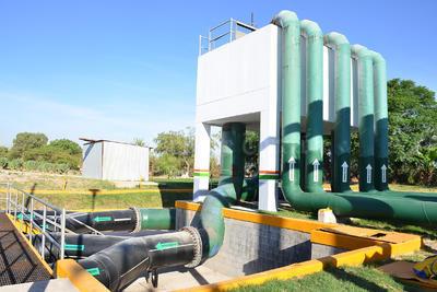 El retiro de lodos se realizó para estabilizar la calidad de las aguas de la PTAR y abatir los malos olores.