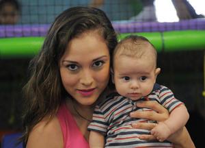 Marichelo y Diego