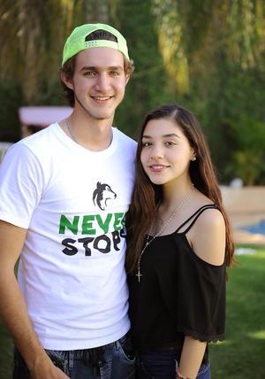Ernesto y Maryfer