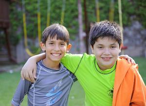 Manu y José