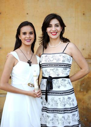 Mary Tere y Sofía