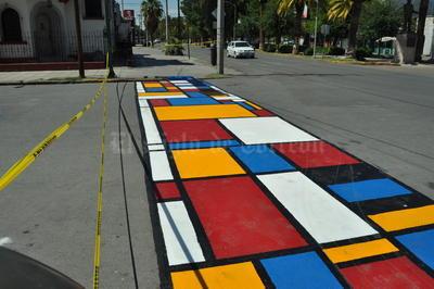 En Torreón fueron los cruces de la avenida Matamoros y calzada Colón en ambos frentes, y sobre la avenida Allende y calle Degollado.