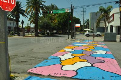 "El proyecto ""Caminarte"" llegó a las calles de La Laguna."