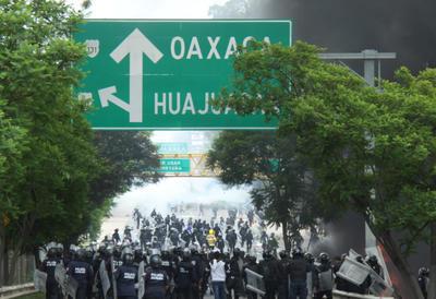 La CNDH informó que ha enviado en las últimas horas un número importante de visitadores adjuntos, peritos y personal de apoyo a Oaxaca.