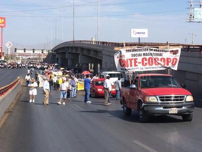 La manifestación culminará en la Plaza Mayor de Torreón.
