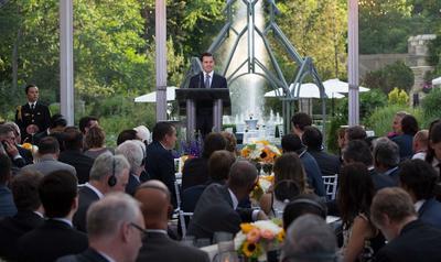 El presidente de México, Enrique Peña Nieto llegó el pasado Lunes a Canadá a abordar distintos temas con el primer ministrom Justin Trudeau.