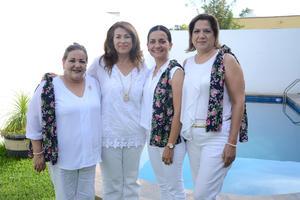 28062016 Alma Delia, Ely, Cova y Gina.